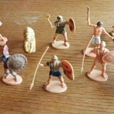 Figuras de Goma y PVC: LOTE DE EGIPCIOS (COMANSI, JECSAN, SOTORRES, LAFREDO, REIGON ETC.). Lote 245477280