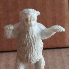 Figuras de Goma y PVC: OSO POLAR DE PLÁSTICO ALCA CAPELL. Lote 245478230