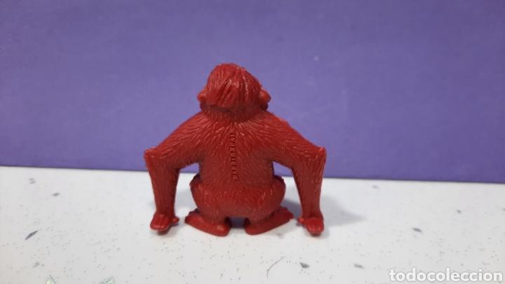Figuras de Goma y PVC: Dunkin.. Colección El libro de la selva.. Rey Louie.. Made in Spain.. Difícil.. - Foto 2 - 214069061