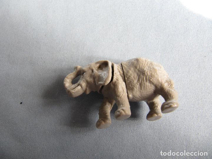 Figuras Kinder: Figura kinder antiguo elefante desmontable - Foto 2 - 245600300