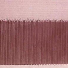 Figuras de Goma y PVC: COMANSI - PARED LATERAL FUERTE FORT-TIN. Lote 245734745
