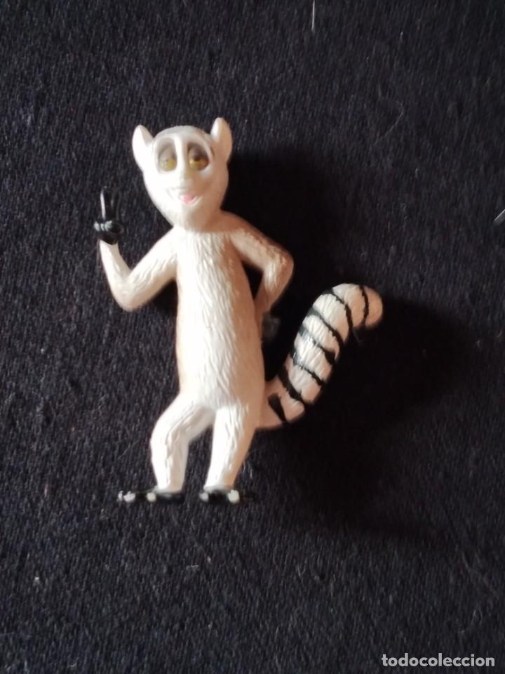 FIGURA DE MADAGASCAR,MLG 2005 (Juguetes - Figuras de Goma y Pvc - Otras)