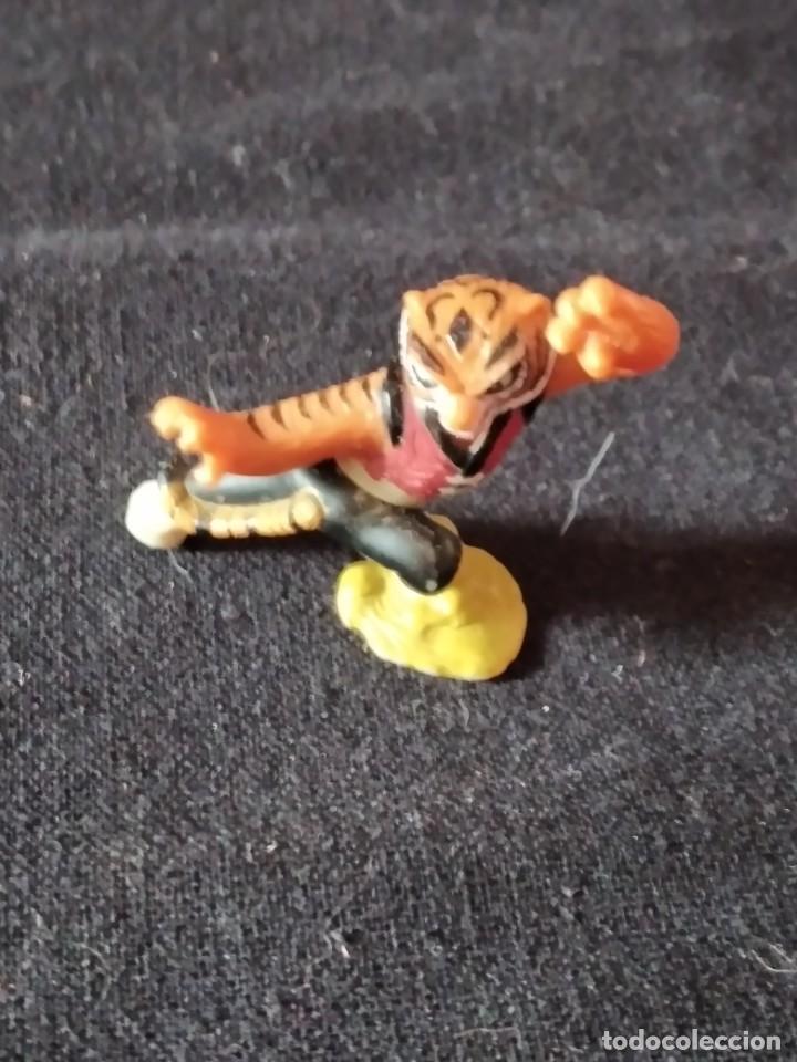 FIGURA KUNG FU PANDA ,TIGRE,PVC (Juguetes - Figuras de Goma y Pvc - Otras)