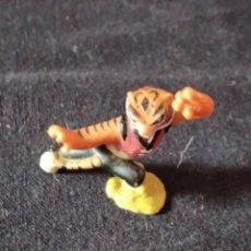 Figuras de Goma y PVC: FIGURA KUNG FU PANDA ,TIGRE,PVC. Lote 245752420