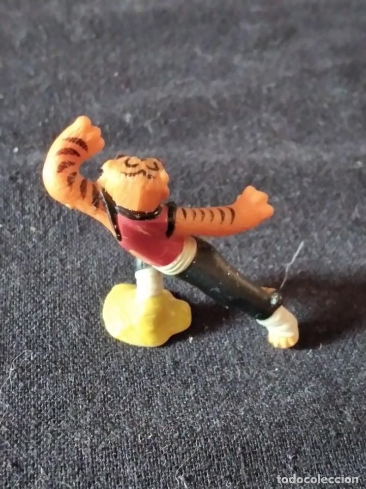 Figuras de Goma y PVC: Figura kung fu panda ,tigre,pvc - Foto 3 - 245752420