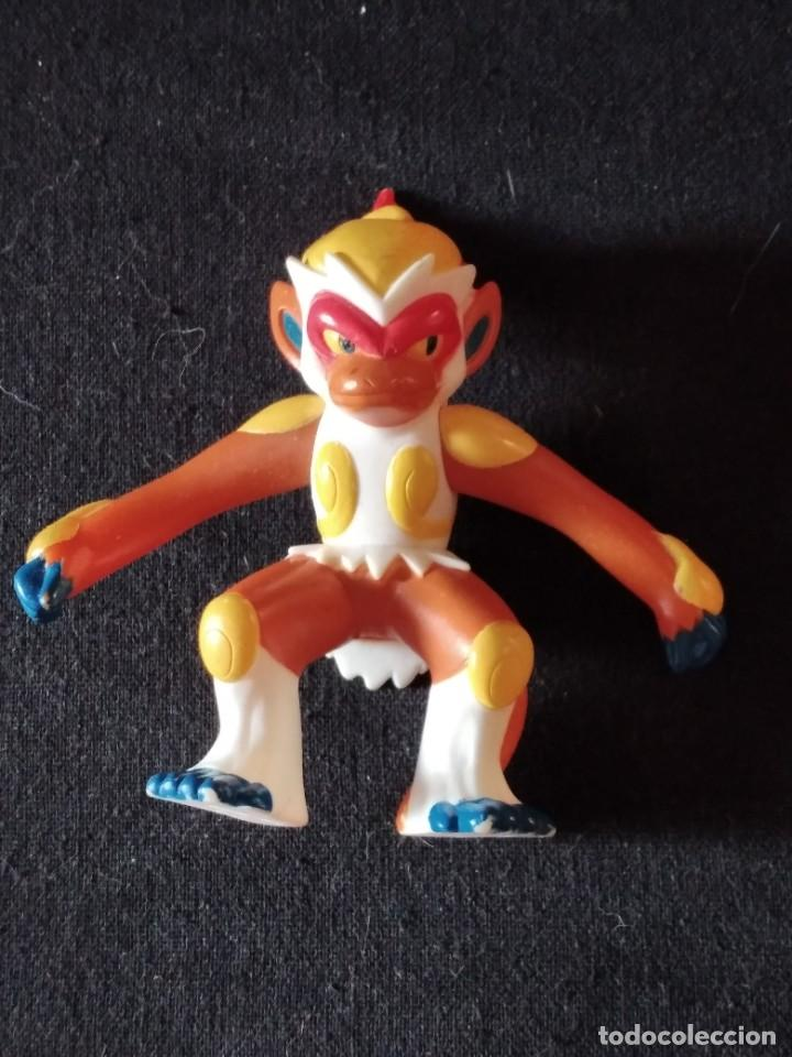 Figuras de Goma y PVC: Figura pokemon nintendo bandai .2006 - Foto 3 - 245753655