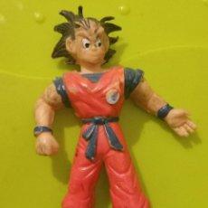 Figuras de Goma y PVC: GOKU DRAGON BALL FIGURA GOMA BLANDA TOEI AÑOS 80 CREO 1988 10,5 CMS ALTO. Lote 245947905