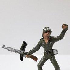Figuras de Goma y PVC: SOLDADO AMERICANO . REALIZADO POR COMANSI . ORIGINAL AÑOS 60. Lote 245964325