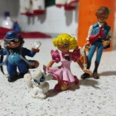 Figuras de Goma y PVC: COMIC SPAIN - EL MISTERIO DE LA FLOR MAGICA - PVC AÑOS 80. Lote 246026655