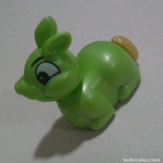 Figuras Kinder: FIGURA MONTABLE AÑOS 90 K98 98 ANIMAL MUÑECO CONEJITO CONEJO FIGURITA. Lote 246125250