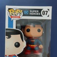 Figuras de Goma y PVC: FUNKO POP SUPERMAN. Lote 246148025