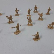 Figuras de Goma y PVC: LOTE DE SOLDADITOS MONTAPLEX . BRITANICOS . AÑOS 70 / 80. Lote 246322980