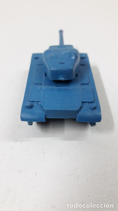 Figuras de Goma y PVC: TANQUE - MONTAPLEX . AÑOS 70 / 80 - Foto 4 - 246323770