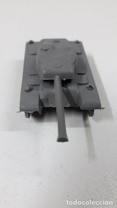 Figuras de Goma y PVC: TANQUE - MONTAPLEX . AÑOS 70 / 80 - Foto 3 - 246323850