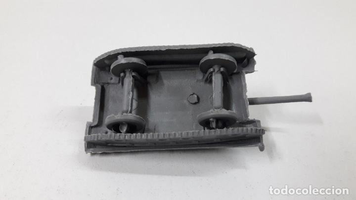 Figuras de Goma y PVC: TANQUE - MONTAPLEX . AÑOS 70 / 80 - Foto 5 - 246323850