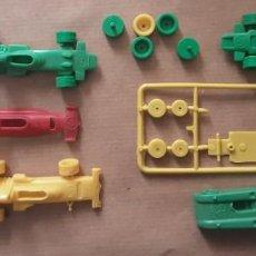 Figuras de Goma y PVC: DESPIECE COCHES DUNKIN BIMBO AÑOS 70. Lote 246574290