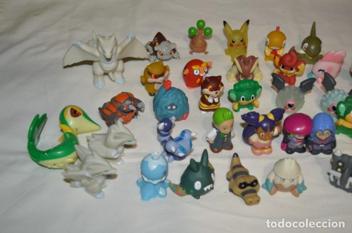 Figuras de Goma y PVC: Gran lote variado de figuras POKÉMON Nintendo / Bandai y otras ¡Mira fotos y detalles! - Foto 2 - 247192670