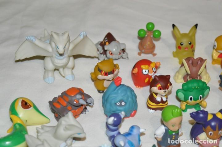 Figuras de Goma y PVC: Gran lote variado de figuras POKÉMON Nintendo / Bandai y otras ¡Mira fotos y detalles! - Foto 4 - 247192670