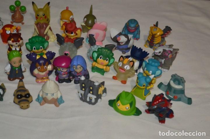 Figuras de Goma y PVC: Gran lote variado de figuras POKÉMON Nintendo / Bandai y otras ¡Mira fotos y detalles! - Foto 7 - 247192670