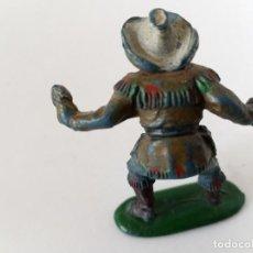 Figuras de Goma y PVC: FIGURA VAQUERO GOMA AÑOS 50. Lote 247232170