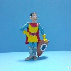 Figuras de Goma y PVC: FIGURA DRAGONES Y MAZMORRAS. ERIC . COMICS SPAIN.. Lote 247430630