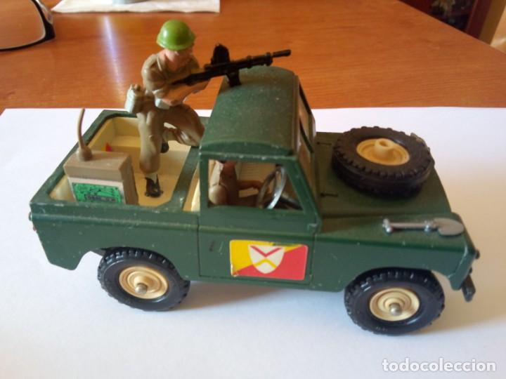 LAND ROVER BRITAINS 1975 / BRITAINS DEETAIL INGLESES / BRITAINS DEETAIL (Juguetes - Figuras de Goma y Pvc - Britains)
