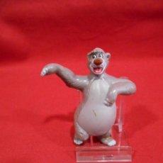 Figuras de Goma y PVC: FIGURA DE GOMA/PVC - BULLY - - EL LIBRO DE LA SELVA - DYSNEY. Lote 247557915