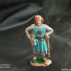 Figuras de Goma y PVC: RICARDO CORAZÓN DE LEÓN REAMSA EN PLÁSTICO. Lote 247585630