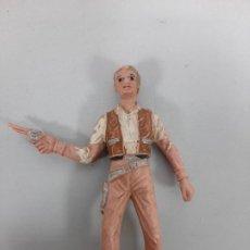 Figuras de Goma y PVC: FIGURA OESTE CHAPARRAL COMANSI. Lote 247639165