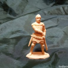 Figuras de Goma y PVC: CABALLERO REAMSA MEDIEVAL 186. Lote 247659925