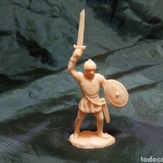 Figuras de Goma y PVC: GUERRERO MEDIEVAL REAMSA 133. Lote 247660245