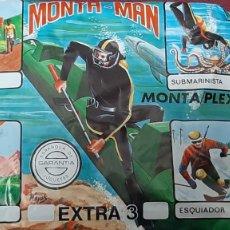 Figuras de Borracha e PVC: SOBRE MONTA-MAM/MONTAPLEX.. EXTRA 3. Lote 248100285