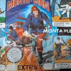 Figuras de Borracha e PVC: SOBRE MONTA-MAN/MONTAPLEX..EXTRA 2. Lote 248261645
