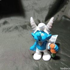 Figuras de Goma y PVC: PITUFO FAUNO. Lote 248304415