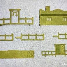 Figuras de Goma y PVC: ANTIGUO RANCHO DE RIO GRANDE DE MONTAPLEX REF. 459 VER FOTOS Y DESCRIPCION ORIGINAL AÑOS 70. Lote 248430455