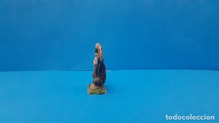Figuras de Goma y PVC: Jin Estereoplast: Ju- Ju ( El capitán trueno) - Foto 3 - 248478660