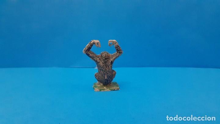 Figuras de Goma y PVC: Jin Estereoplast: Ju- Ju ( El capitán trueno) - Foto 4 - 248478660