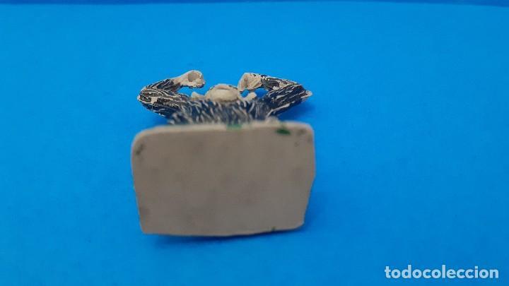 Figuras de Goma y PVC: Jin Estereoplast: Ju- Ju ( El capitán trueno) - Foto 6 - 248478660