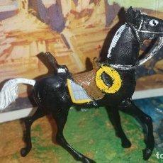 Figuras de Goma y PVC: CABALLO CONFEDERADO DE COMANSI. Lote 249016035
