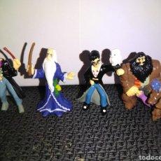 Figuras de Goma y PVC: FIGURAS PVC HARRY POTTER. Lote 249042640