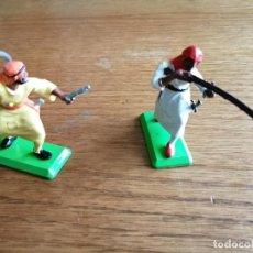 Figuras de Goma y PVC: BRITAINS ARABES (COMANSI, SOTORRES, JECSAN, LAFREDO, REIGON ETC.). Lote 249139275