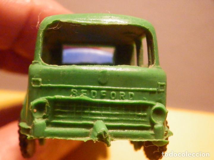 Figuras de Goma y PVC: Camión Plástico - Cabeza Tractora Bedford con Cuba Cisterna Campsa - Kiosko 60´s 70´s - Foto 6 - 249263545