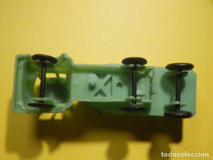 Figuras de Goma y PVC: Camión Plástico - Cabeza Tractora con remolque caja abierta - Ganado, Campo - Kiosko 60´s 70´s - Foto 9 - 249266155