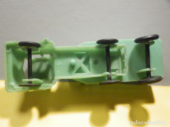 Figuras de Goma y PVC: Camión Plástico - Cabeza Tractora con remolque caja abierta - Ganado, Campo - Kiosko 60´s 70´s - Foto 10 - 249266155