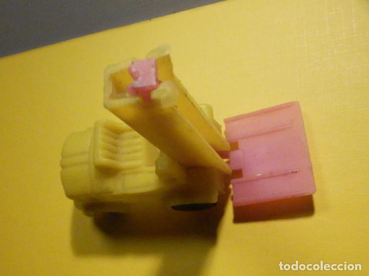 Figuras de Goma y PVC: Máquina Plástico - Carretilla Fenwick - Transpalet - Kiosko 60´s 70´s - Foto 5 - 249274700