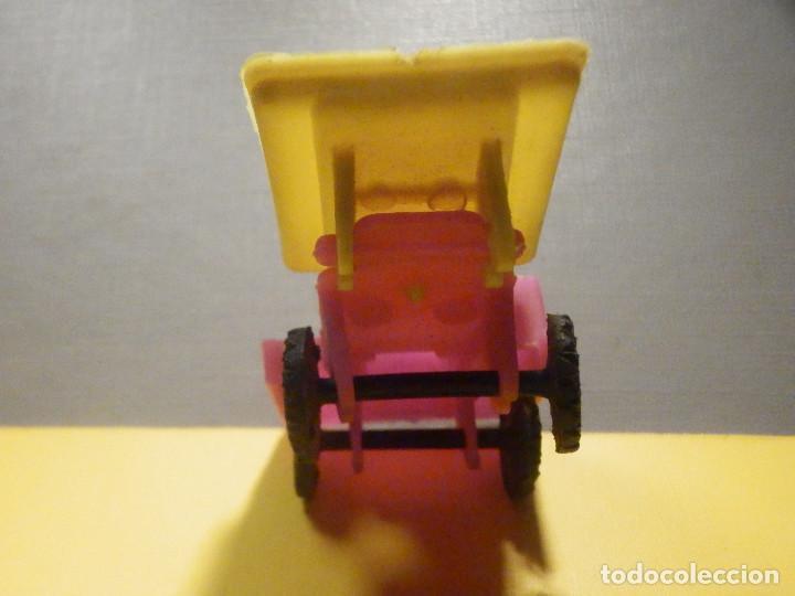 Figuras de Goma y PVC: Máquina Plástico - Pala Transporte y movimiento Tierra y minas - Kiosko 60´s 70´s - Foto 5 - 249275425