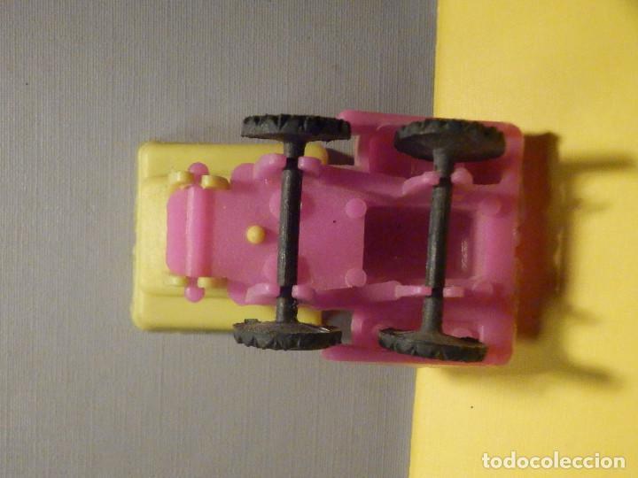 Figuras de Goma y PVC: Máquina Plástico - Pala Transporte y movimiento Tierra y minas - Kiosko 60´s 70´s - Foto 6 - 249275425