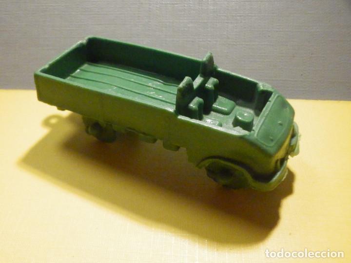 Figuras de Goma y PVC: Coche Plástico - Verde - Kiosko 60´s 70´s - Foto 2 - 249278980
