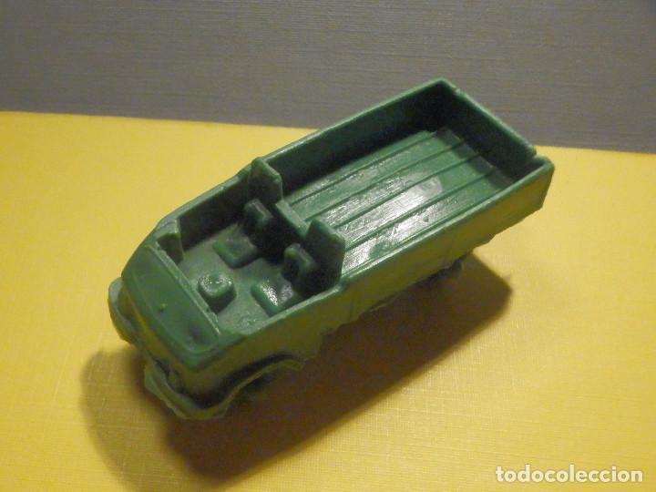 Figuras de Goma y PVC: Coche Plástico - Verde - Kiosko 60´s 70´s - Foto 3 - 249278980
