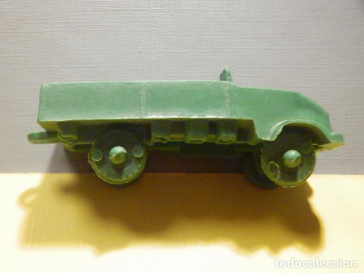 Figuras de Goma y PVC: Coche Plástico - Verde - Kiosko 60´s 70´s - Foto 4 - 249278980